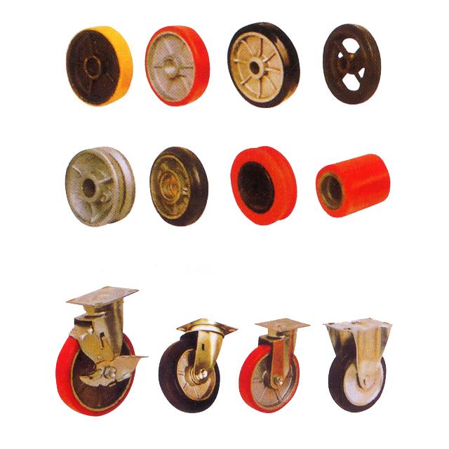電動拖板車輪,電動堆高機輪