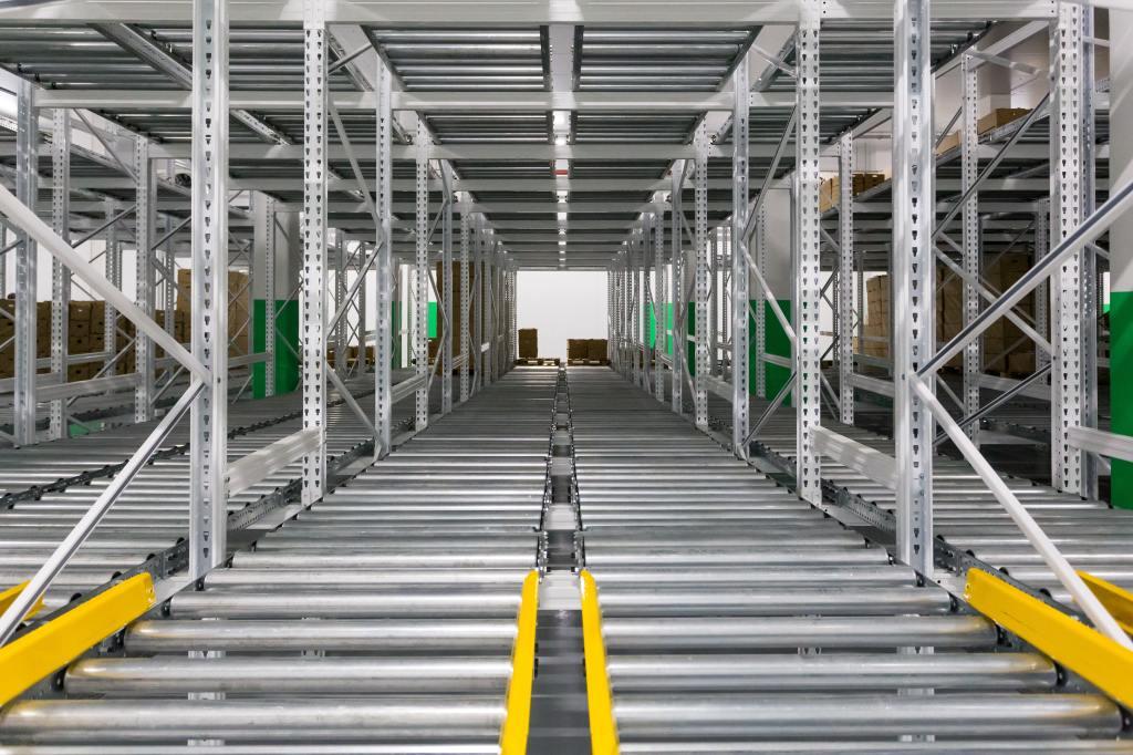 滾輪輸送式倉儲架,倉儲,貨架,輸送滾輪,層架